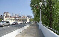 Курортный проспект в Сочи. Фото с сайта wikipedia.org