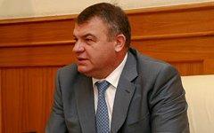 Анатолий Сердюков. Фото с сайта mil.ru
