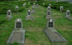 Могилы советских солдат в городе Костшин-на-Одре.  Фото с сайта forum.vgd.ru