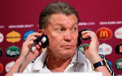 Олег Блохин. Фото с сайта dynamo.kiev.ua