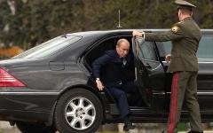 Владимир Путин © РИА Новости, Сергей Гунеев