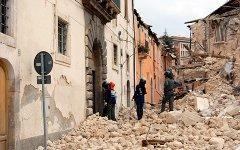 Землетрясение в Аквиле. Фото с сайта tuttaitalia.ru
