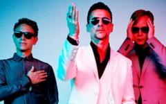 Depeche Mode. Фото с офстраницы Depeche Mode в Facebook