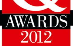 Британский журнал Q раздал свои ежегодные награды