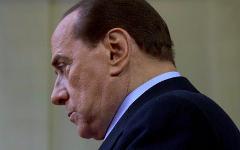 Сильвио Берлускони © РИА Новости, Сергей Гунеев