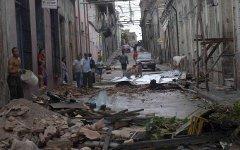 Последствия урагана «Сэнди» на Кубе. Фото с сайта therealcuba.com