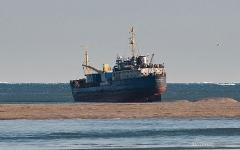 Сухогруз «Амурская». Фото с сайта odin.tc