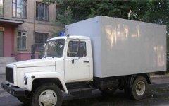 Автозак «ГАЗ 3307». Фото с сайта gruzovik.ru