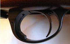 Спусковой крючок карабина. Фото с сайта guns.allzip.org