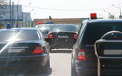 Автомобили со спецсигналами © РИА Новости, Руслан Кривобок