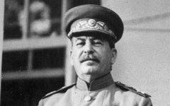Иосиф Сталин. Фото с сайта wikimedia.org