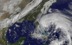 Ураган «Сэнди». Фото с сайта bu.edu