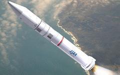 Ракета Epsilon. Фото с сайта jaxa.jp