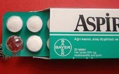 Аспирин. Фото с сайта freepik.com