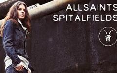 Компания All Saints. Фото с сайта allsaints.com