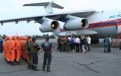 ИЛ-76 МЧС России. Фото с сайта mchs.gov.ru