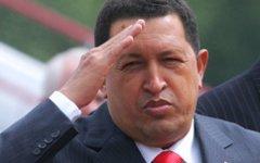 Уго Чавес. Фото с сайта peacekeeper.ru