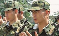 Срочники с кавказа. Фото с сайта nnm.ru