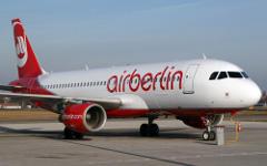 Самолет компании Air Berlin. Фото с сайта skydigest.ru