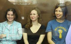 Осужденные участницы Pussy Riot © KM.RU, Илья Шабардин