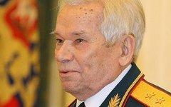Михаил Тимофеевич Калашников. Фото с сайта wikipedia.org