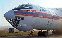 Самолет МЧС. Фото с сайта mchs.gov.ru