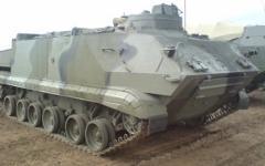 БМП на базе «Курганец-25». Фото с сайта gunm.ru