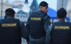 Полицейские © KM.RU, Дарья Семина