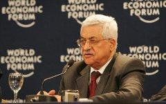 Махмуд Аббас. Фото с сайта wikipedia.org