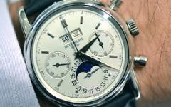 Часы Patek Philippe. Фото с сайта watches.collected.info