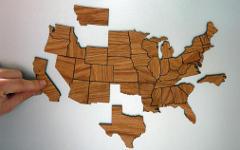 Соединенные Штаты. Фото с сайта etsy.com