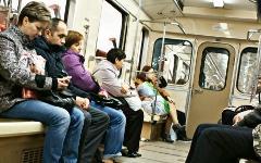 Вагон метро © KM.RU, Вадим Черноусов
