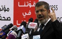 Мохаммед Мурси. Фото с сайта sandraveinberga.lv