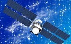 Спутник «Меридиан». Рисунок с сайта nasaspaceflight.com