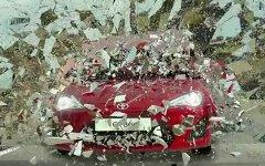 Кадр из рекламы Toyota GT86