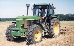 Трактор. Фото с сайта freepik.com