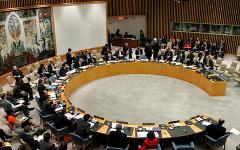 Заседание совета безопасности ООН. Фото с сайта unmultimedia.org