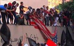 Штурм посольства США в Тунисе. Фото с сайта newsmotion.org