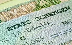 Немецкая виза. Фото с сайта germany-index.ru