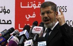 Мохаммед Мурси. Фото с сайта ykt.ru