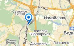 Место ДТП. Фото с сайта maps.yandex.ru