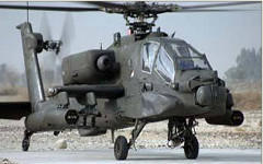 Вертолет Apache. Фото с сайта arms-expo.ru