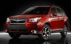 Subaru Forester. Фото с сайта rus-auto.net