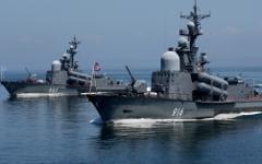 Корабли Тихоокеанского флота © РИА Новости, Виталий Аньков