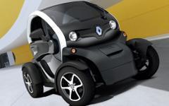 Renault Twizy. Фото с сайта renault.com