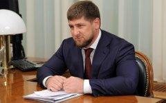 Рамзан Кадыров. Фото с сайта wikipedia.org