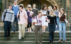 Студенты. Фото с сайта newsthump.com