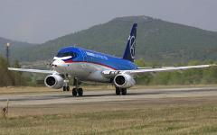 Sukhoi Superjet-100. Фото с сайта sukhoi.org