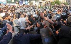 Демонстрация в Египте. Фото с сайта newmediatravel.com