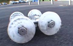 Робот Sand Flea. Скриншот с видео в YouTube